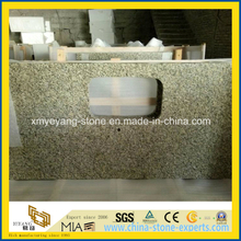 Autumn Golden Granite Kitchen Countertop for American Market