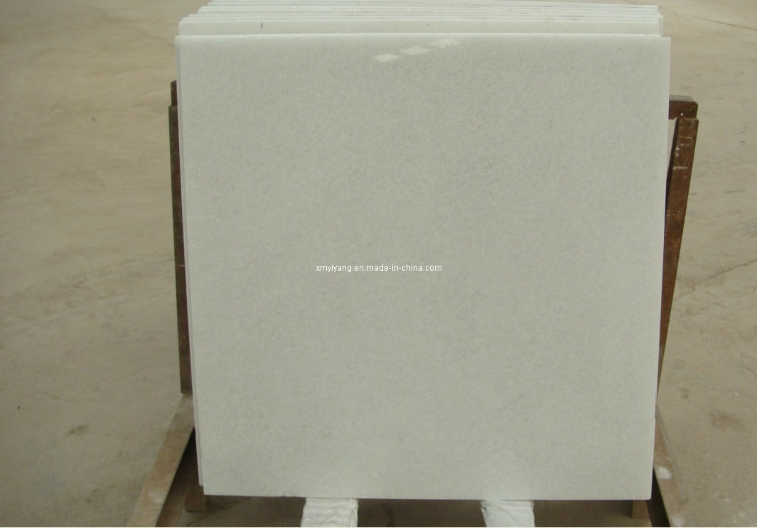 Thassos Crystal White Marble Stone Tiles for Floor and Wall