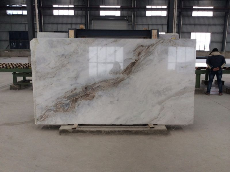 NEW Marble Materials with Castro White China White Marble 03