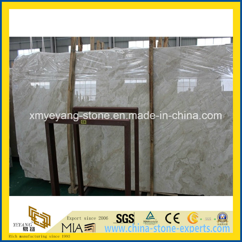 Cappuccino Beige Marble for Floor Tile or Wall Tile