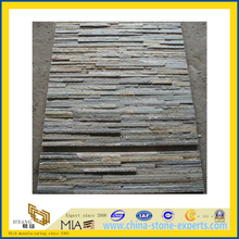 Outdoor Rusty Slate Cladding Wall Decoration Material (YQA-S1045)