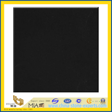 Polished Mongolia Black Slabs for Flooring Tile (YQZ-G1043)