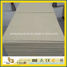 Beige Starlight Quartz Tile for Wall or Floor Decoration