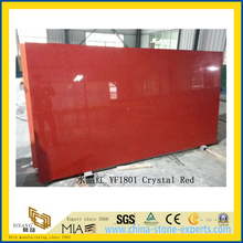 Crystal Red Quartz Stone for Indoor Decoration