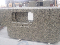 Golden Autumn Granite Kitchen Countertop (YQZ-GC1022)