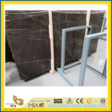 Pietra Grey Marble for Flooring Decoration