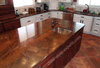 High Polished Brown Bronzite Granite Table Top / Kitchen Countertop (YQZ-GC1010)