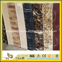 Natural Marble Molding / Border Line / Wall or Floor Skirting