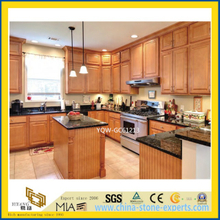 ODM Design Natural Black Granite Stone Countertop for Kitchen(YQW-GC61213)