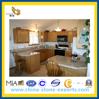 Yellow Granite Kitchen Dining Table Tops or Worktop(YQG-GC1143)