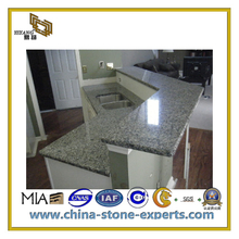 Top Sell Polished Cinderella Grey Marble Countertop for Kitchen or Bathroom (YQC-MC1008)