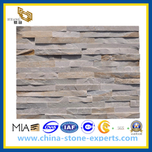 Natural Culture Slate Cultured Stone for Wall Cladding Decoration(YQG-CS1006)