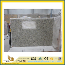 Giallo Autumn Granite Countertops for Kitchen Design, Bathroom
