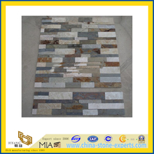 Wall/Floor Paving Stone-Multicolors Slate Tiles (YQA-S1069)