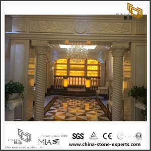 Onyx Marble Stone Background Design (YQW-MB0815014)