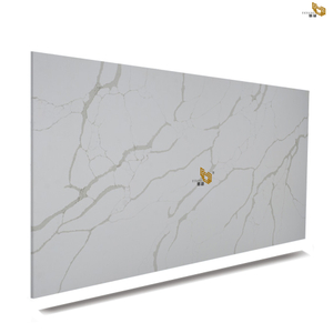 Purchase White Quartz Stone Slabs Wholesale Price(NT903-1)