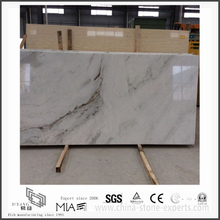 Arabescato Venato White Marble Slabs for Bathroom Floor Tiles (YQW-MSA2107)
