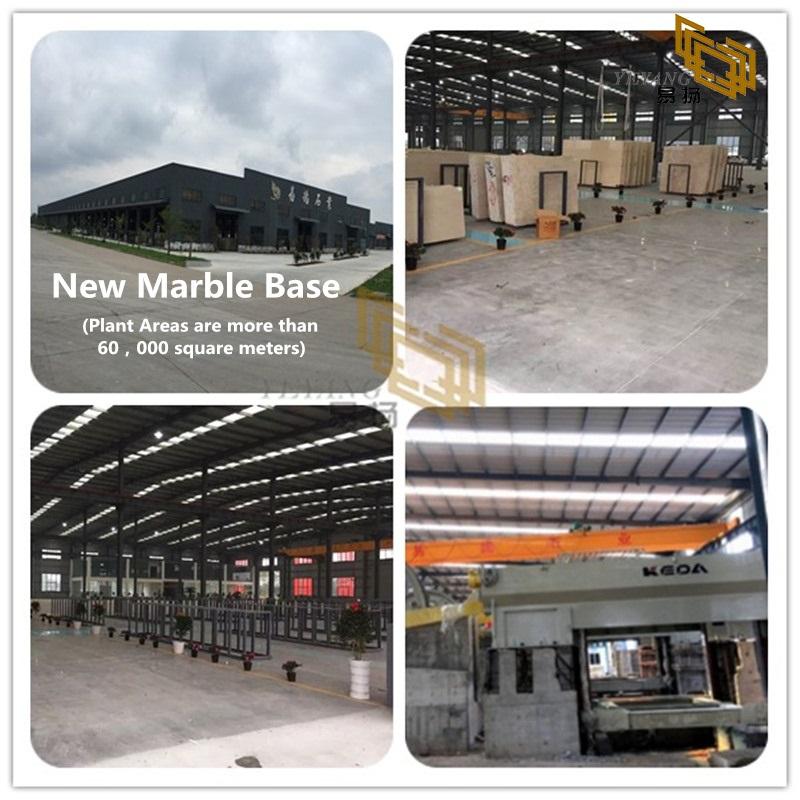 005 new marble base -yeyang