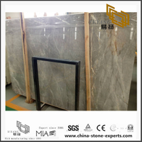 TOP New Las Grey Marble for Indoor Decoration (YQN-101302)