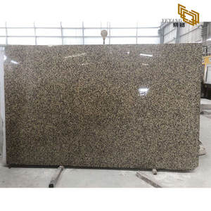 Chrysanthemum yellow granite stone yellow natural stone slabs at good price