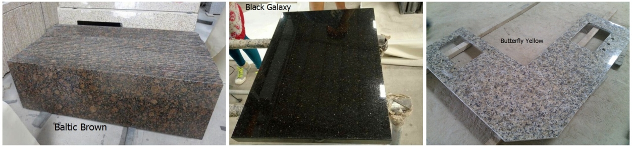 Granite Kitchen countertops 002