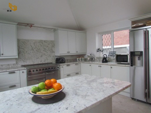 Bianco Antico Granite Countertop Project -YEYANG Stone Factory