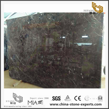 Dark Emperador Marble Slab for Sale(YQN-083008)