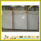 Chinese Crystal White Marble Slab for Countertop & Vanitytop