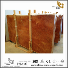 Rojo Alicante marble for home decoration design(YQN-090902)