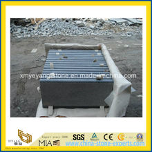 G654 Pandang Dark Granite Flamed Swimming Pool Border Tiles