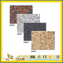 Cheap Natural Grey/White/Yellow/Black Granite for Tile, Slab, Countertop with G603/G654/G682/G562