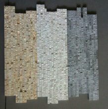 White Quartz Slate for Wall Cladding & Floor (YY-Slate stone)