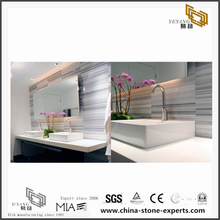 Marmara White marble for walls and floors(YQN-090802)