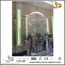 Fashion Marble Stone Background Design (YQW-MB0815013)