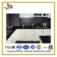 Natural White Artificial Stone Quartz for Countertop, VanityTop (YQC)