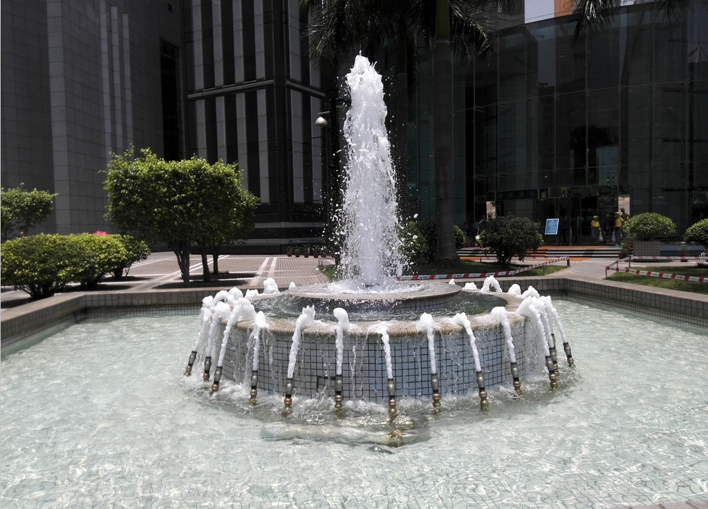 water stone fountain 04