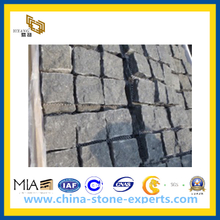 G684 Black Basalt Tiles for Paving Stone/ Countertop/Wall (Yqw-BT1032)
