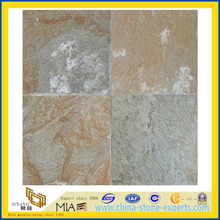 Building Material Natural Rusty Slate Floor Tiles for Decoration (YQA-S1008)