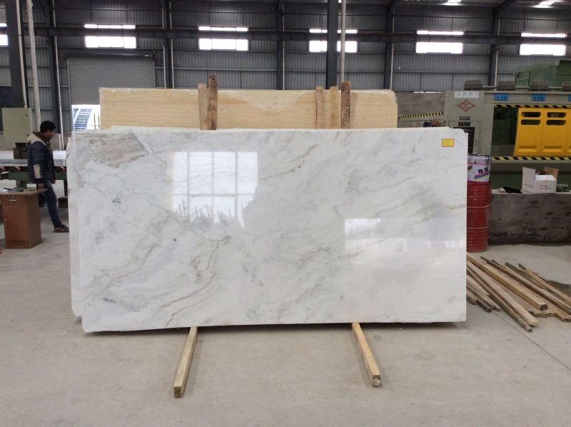 NEW Marble Materials with Castro White China White Marble 01