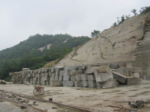 Granite quarry 4