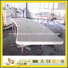 Artificial White Quartz Kitchen Worktop / Benchtop