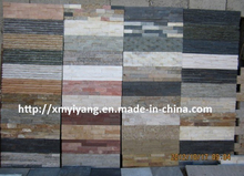Ledgestone, Cultured Stone for Exterior Wall Cladding