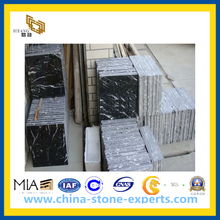 China Nero Marquina Marble with Mroe Root Tiles (YQC)