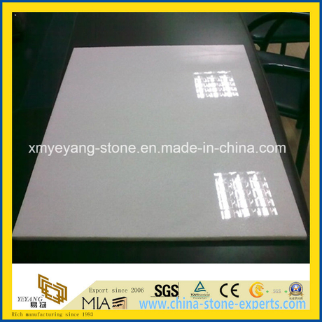 Crystal White / Absolute White Marble Tile for Wall or Floor