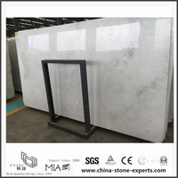 New Polished Arabescato Venato White Marble for Countertops (YQW-MSA0621002)