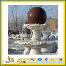 ODM Modern Design Stone Fountain, Water Features for Outdoor Gardens(YQC)