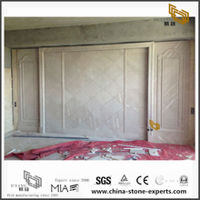 Quality Light White Marble Background for Bathroom Design (YQW-MB0726025)