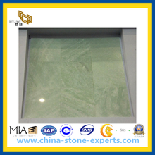 Natural Stone Ming Green Marble Floor & Wall Tiles (YQC)