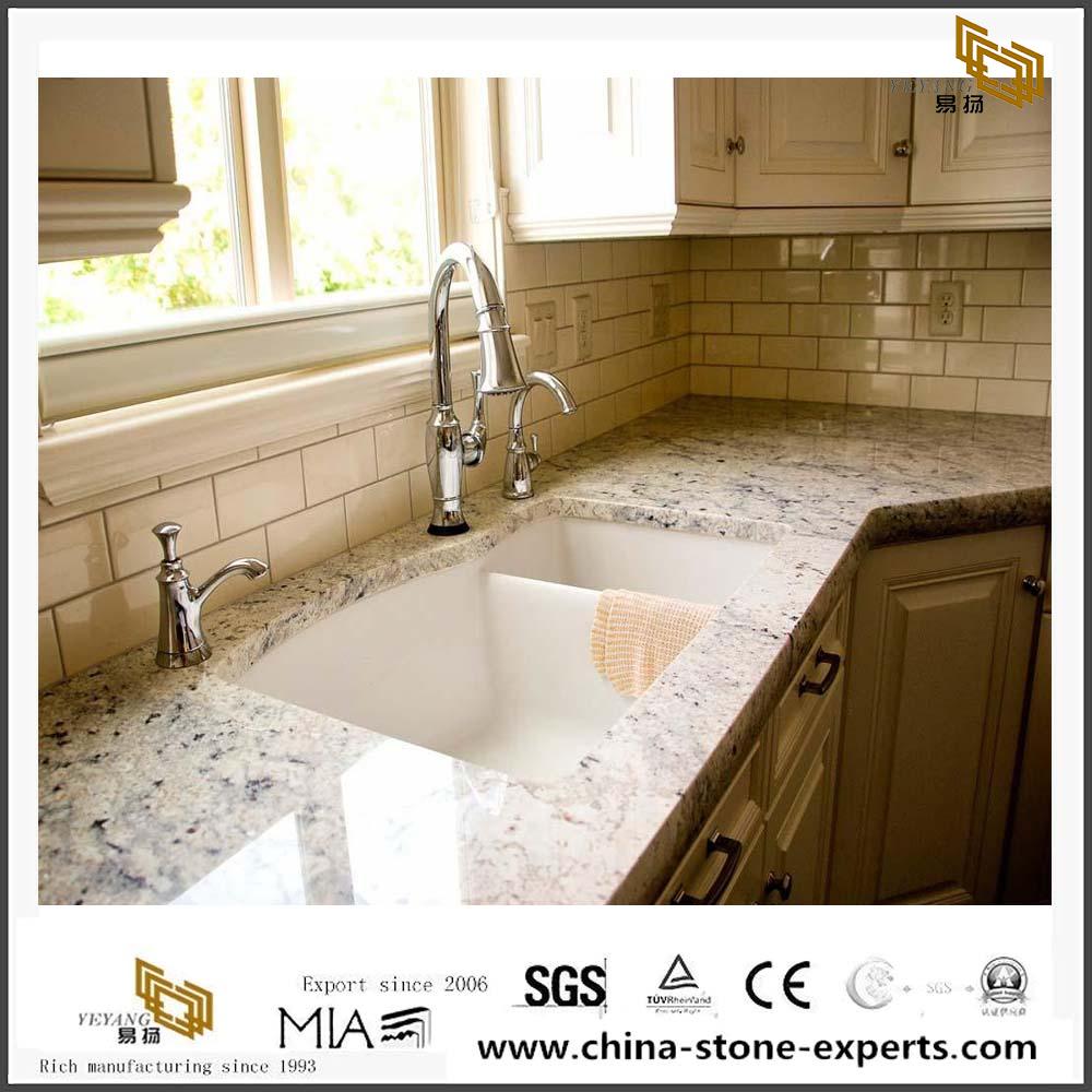 White Granite Bianco Romano For