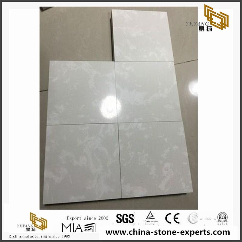 Silestone Yukon Blanco Engineered Stone